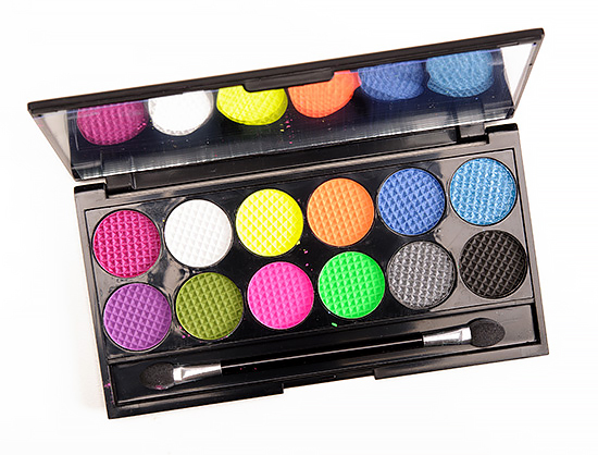 Sleek MakeUP Acid Eyeshadow Palette