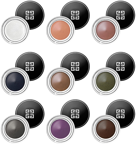 Givenchy Ombre Couture Cream Eyeshadow for Spring 2014