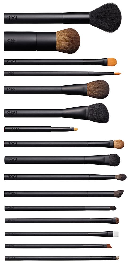 NARS Artistry Brushes