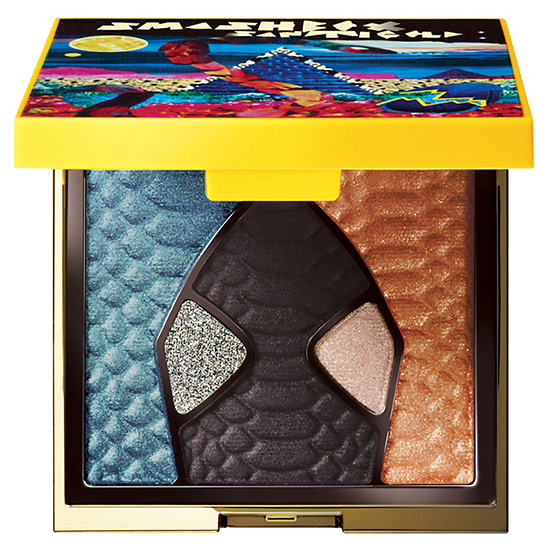 Smashbox The Santigolden Age by Santigold Collection for Summer 2014