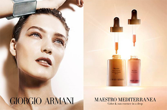 Giorgio Armani Maestro Mediterranea Collection