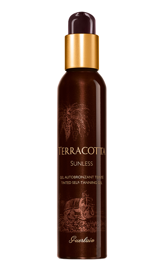 Guerlain Terracotta Collection for Summer 2014