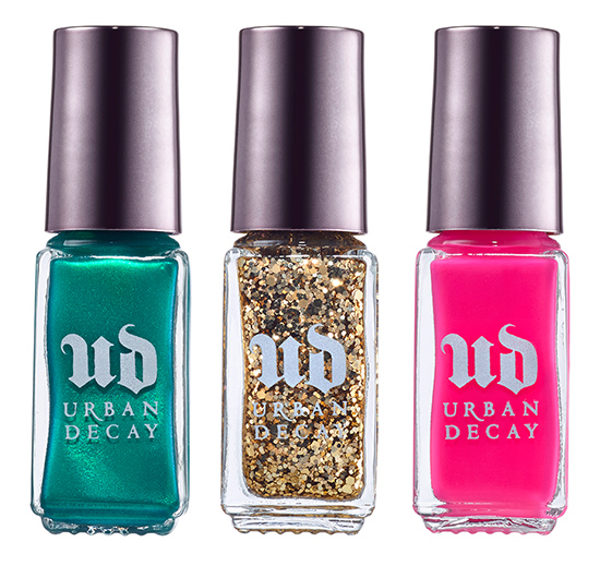 Urban Decay Summer 2014 Launches