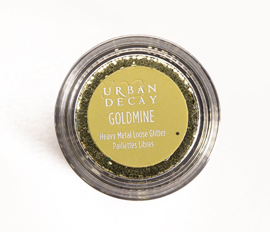 Urban Decay Goldmine Heavy Metal Loose Glitter
