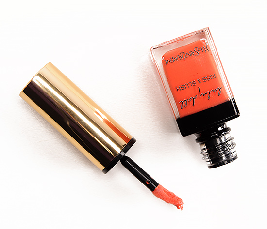 YSL Orange Fougueux (04) Baby Doll Kiss and Blush