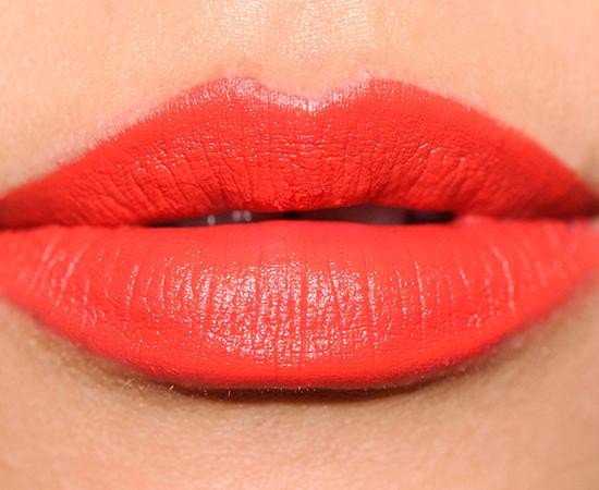 Bite Beauty Blood Orange Matte Creme Lip Crayon