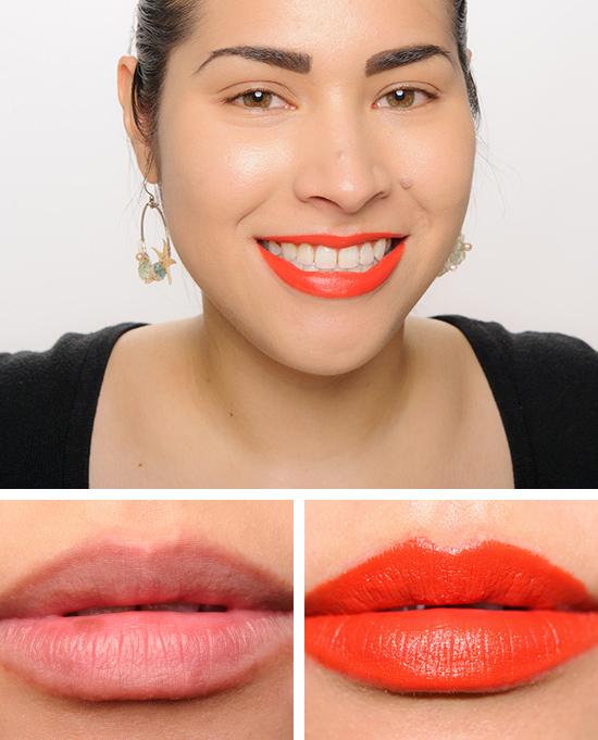 Bite Beauty Clementine Matte Creme Lip Crayon