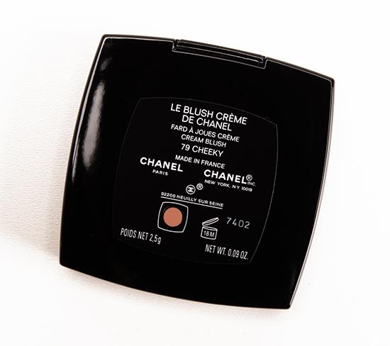 Chanel Cheeky (79) Blush Creme de Chanel