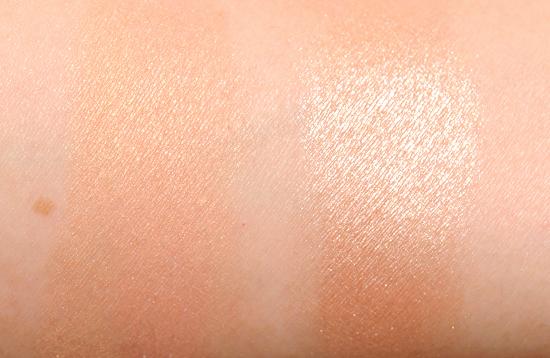 Dior Amber Diamond vs. Amber (002) Diorskin Nude Shimmer Instant Illuminating Powder