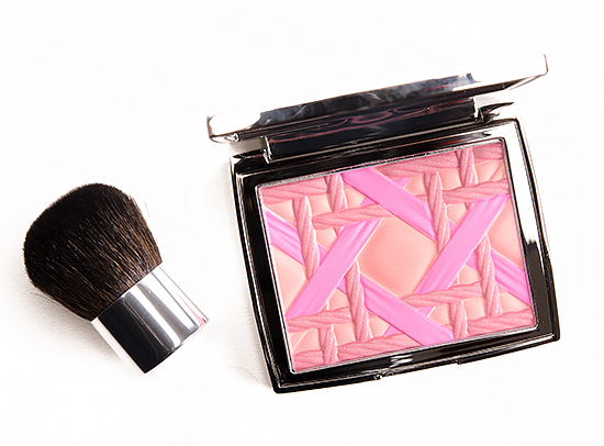 Dior My Lady (002) Glowing Colour Blush Palette (Cannage Edition)