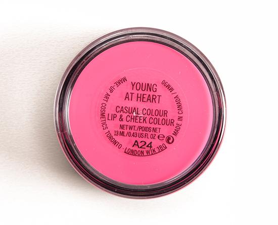 MAC Young at Heart Casual Colour Lip & Cheek Colour