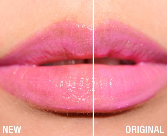 NARS Angelika Lipgloss Comparison
