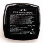 NYX Mauve Powder Blush