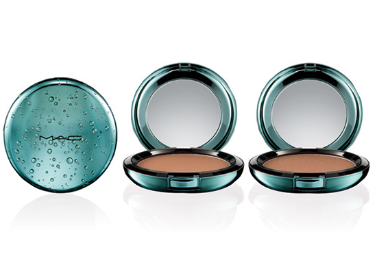 MAC Alluring Aquatic Collection for Summer 2014
