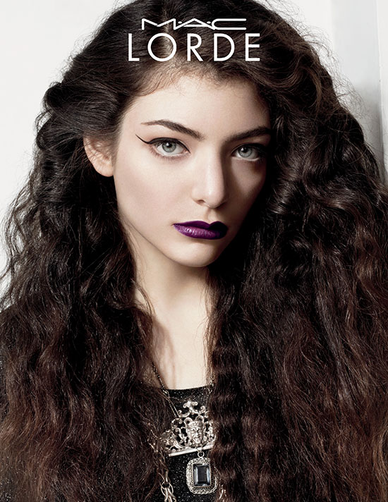 Summer 2014 - MAC x Lorde - Promo