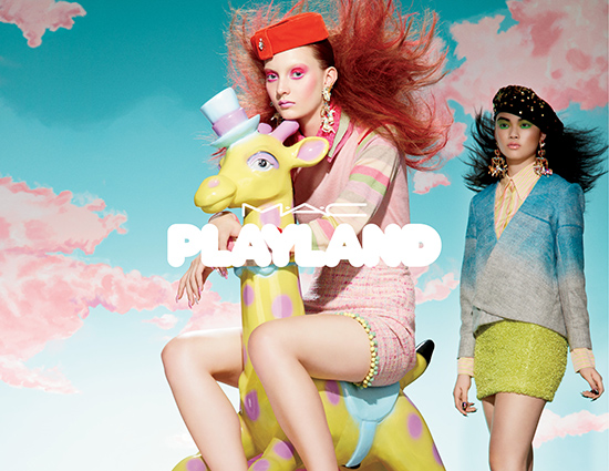MAC Playland Collection for Summer 2014