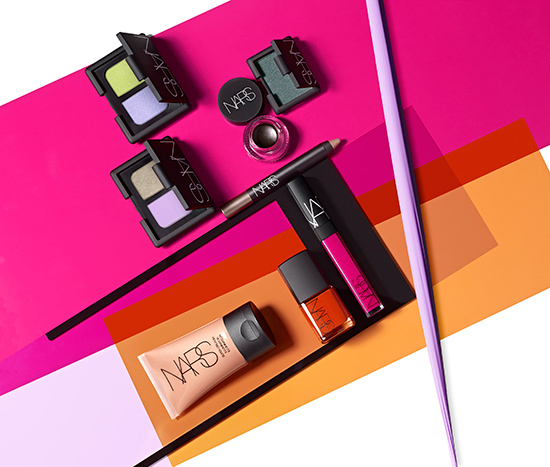 NARS Adult Swim Collection for Summer 2014