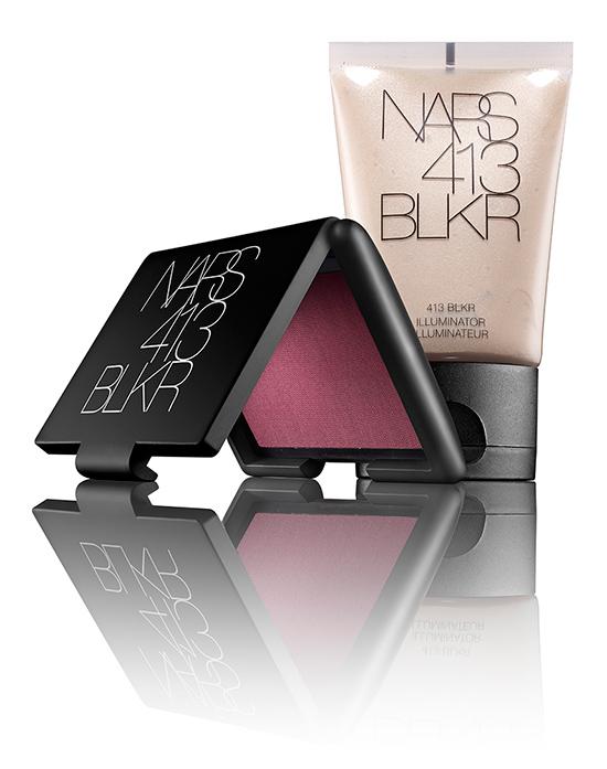 NARS 413 BLKR Blush & Illuminator
