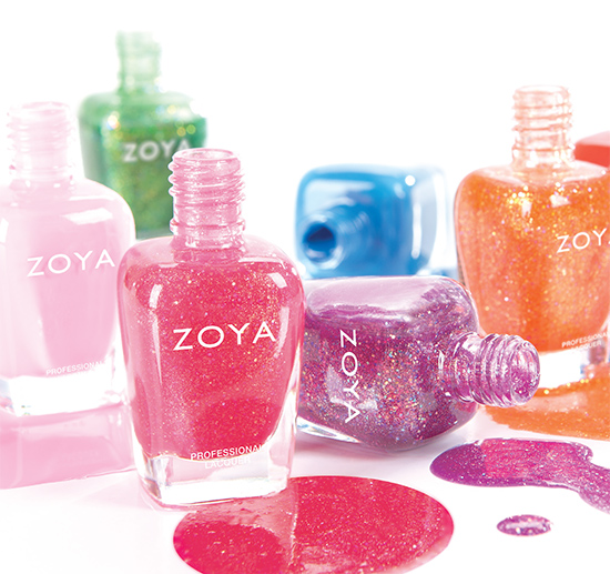 Zoya Summer 2014 Launches
