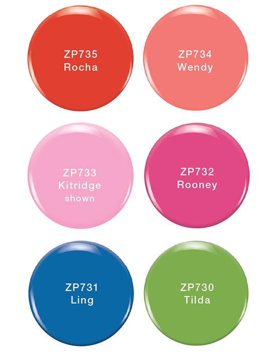 Zoya Summer 2014 Launches
