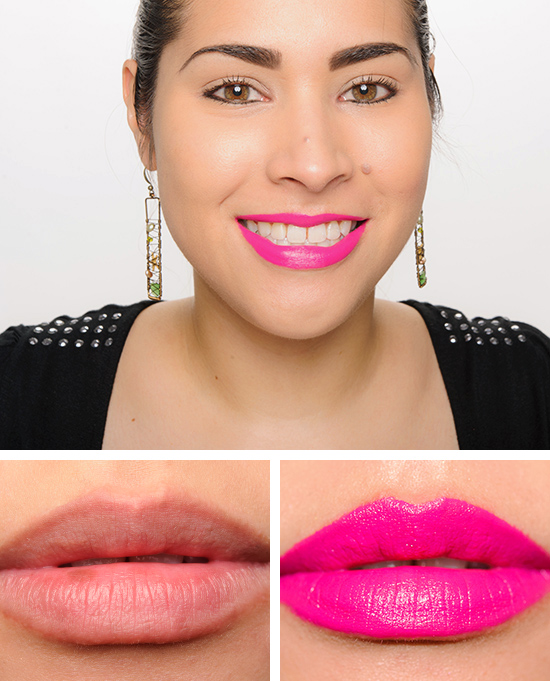 Too Faced Melted Fuchsia Melted Liquified Long Wear Lipstick