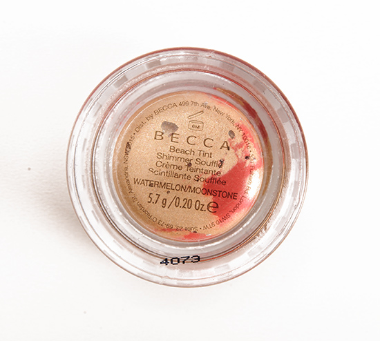 Becca Watermelon/Moonstone Beach Tint Shimmer Souffle