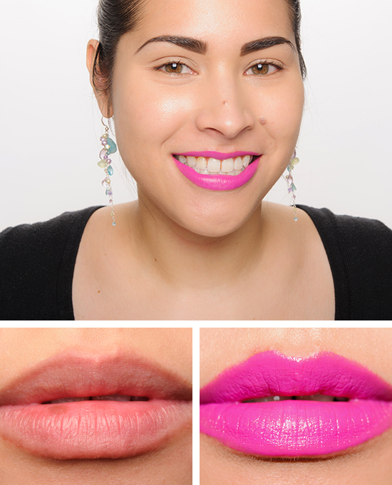 Bite Beauty Violet Luminous Creme Lipstick