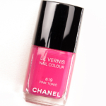 Chanel Pink Tonic (619) Le Vernis Nail Colour