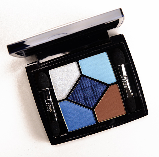 Dior Atlantique (344) 5 Couleurs Eyeshadow Palette