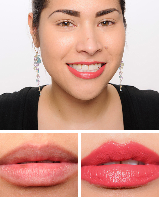 Estee Lauder Rebellious Rose & Tumultuous Pink Pure Color Envy Sculpting Lipstick