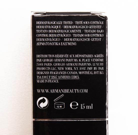 Giorgio Armani #500 Maestro Fusion Blush