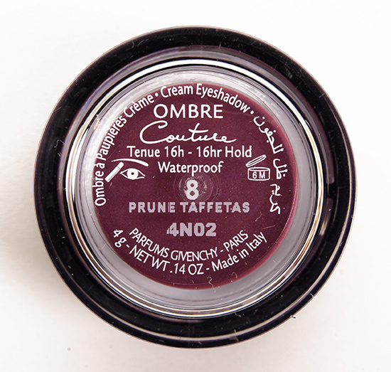 Givenchy Prune Taffetas (8) Ombre Couture Cream Eyeshadow