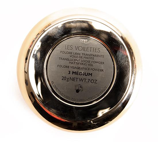 Guerlain Les Voilettes Translucent Loose Powder Mattifying Veil