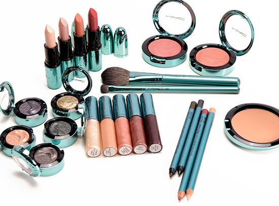 MAC Alluring Aquatic Collection<