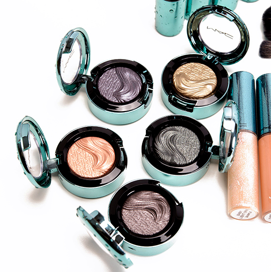 MAC Alluring Aquatic Extra Dimension Eyeshadows