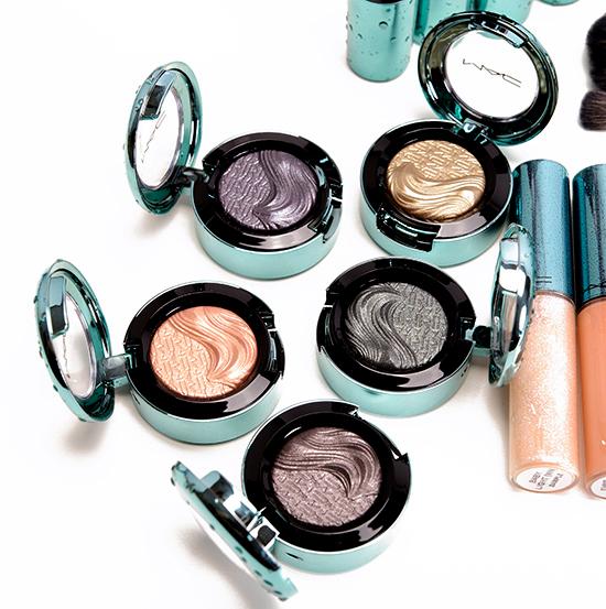MAC Alluring Aquatic Extra Dimension Eyeshadows