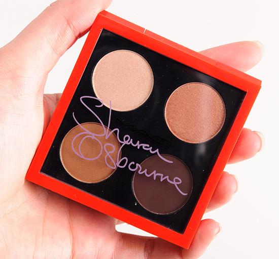 MAC Duchess Eyeshadow Quad