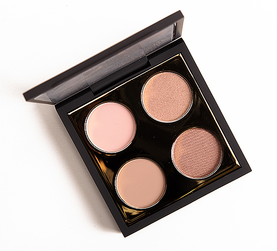 MAC Nude Eyeshadow Quad