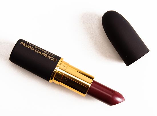 MAC Roxo Lipstick
