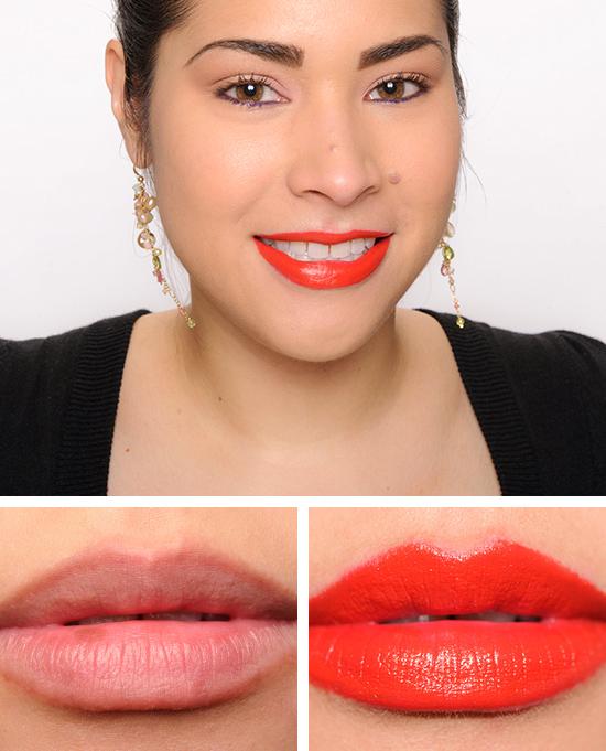 MAC True Red Lipstick
