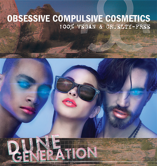 Obsessive Compulsive Cosmetics Launches for Summer 2014