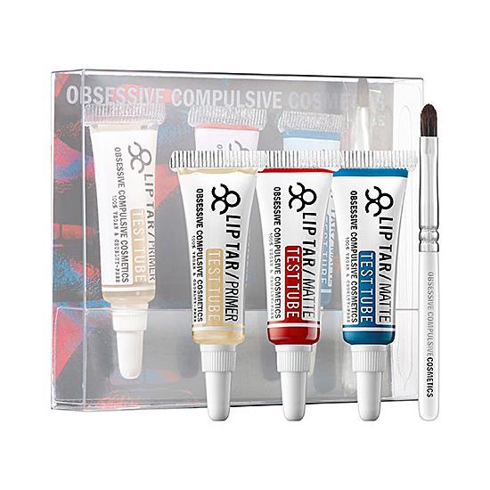 OCC Lip Tar Test Tubes x 3 Set