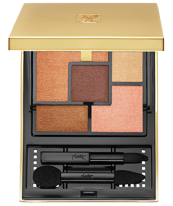 YSL 5 Color Couture Palette
