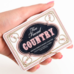 Too Faced Country Nashville Nudes Eyeshadow Collection