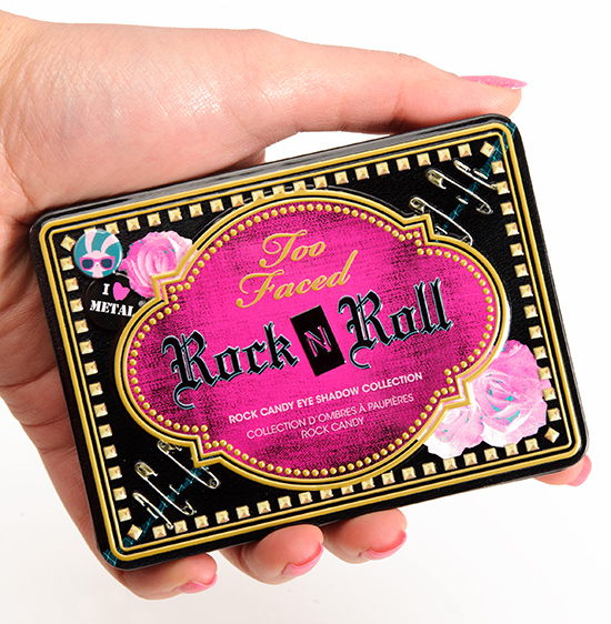 Too Faced Rock 'n' Roll Rock Candy Eyeshadow Palette