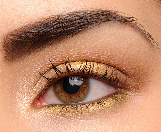 Look #1 -- Golden Honey