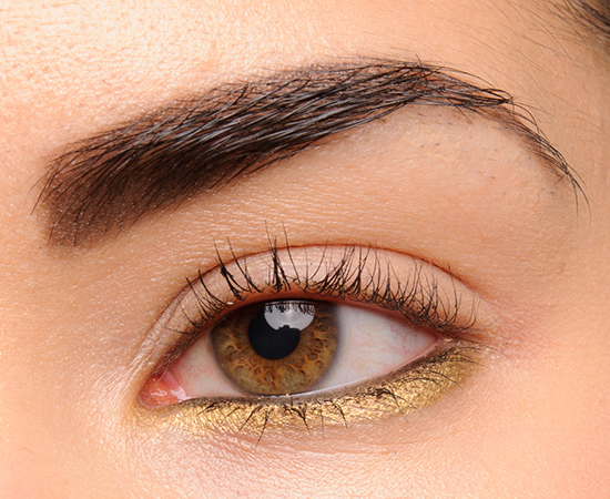 Look #4 -- Lined with Honey