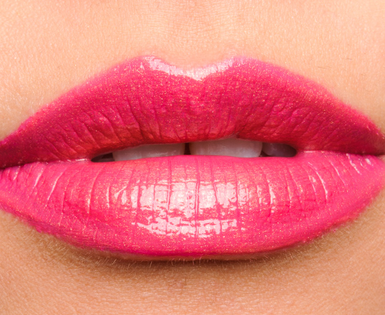 Look #5 -- Honey Lips