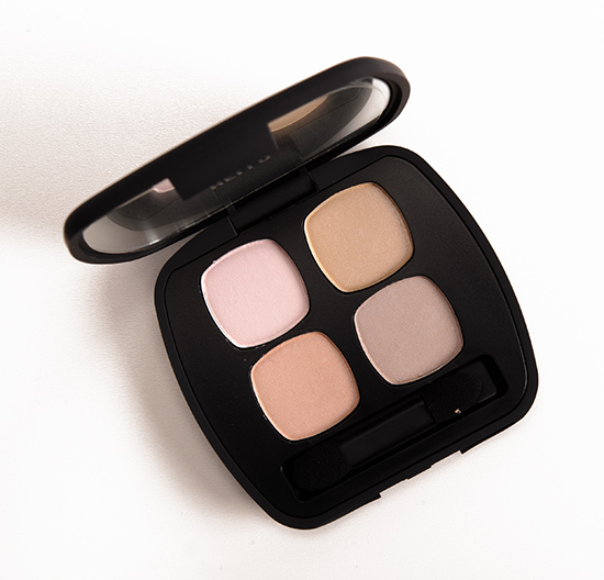 bareMinerals Comfort Zone Ready Eyeshadow Quad