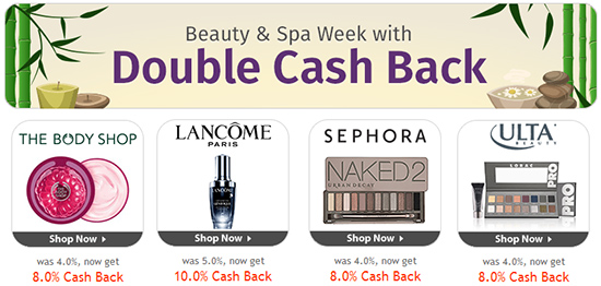 To Celebrate Weve Partnered With Ebates Giveaway One 250 Sephora Gift Card And Five 50 ULTA Cards Now Through June 23rd 2014